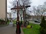 Droga Krzyżowa ulicami parafii 2017