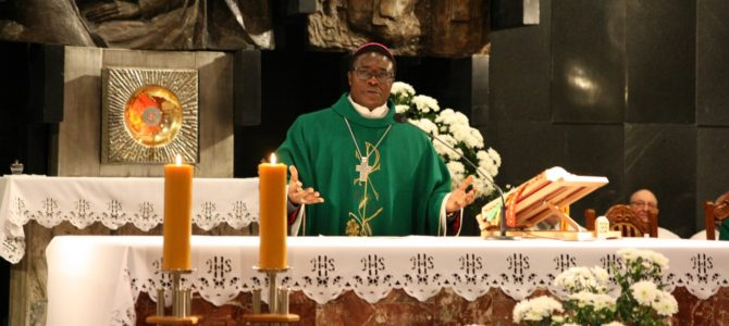 JE ks.bp Bruno Ateba Edo SAC wnaszej Parafii